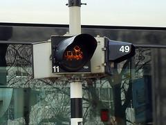 Semáforo para tranvías