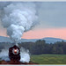 Morning break-in - Conway Scenic Railroad, 1985 by sjb4photos