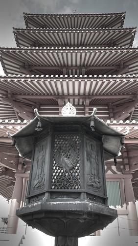 Buddhist temple@四天王寺 HDR - 無料写真検索fotoq