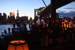 sweet view; Brooklyn's River Café