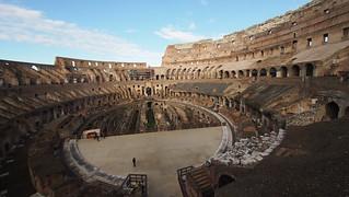 Imagen de Coliseo. trip20170208 rzym roma muzeumwatykańskie colosseum geo:lon=12493033 geo:lat=41889939