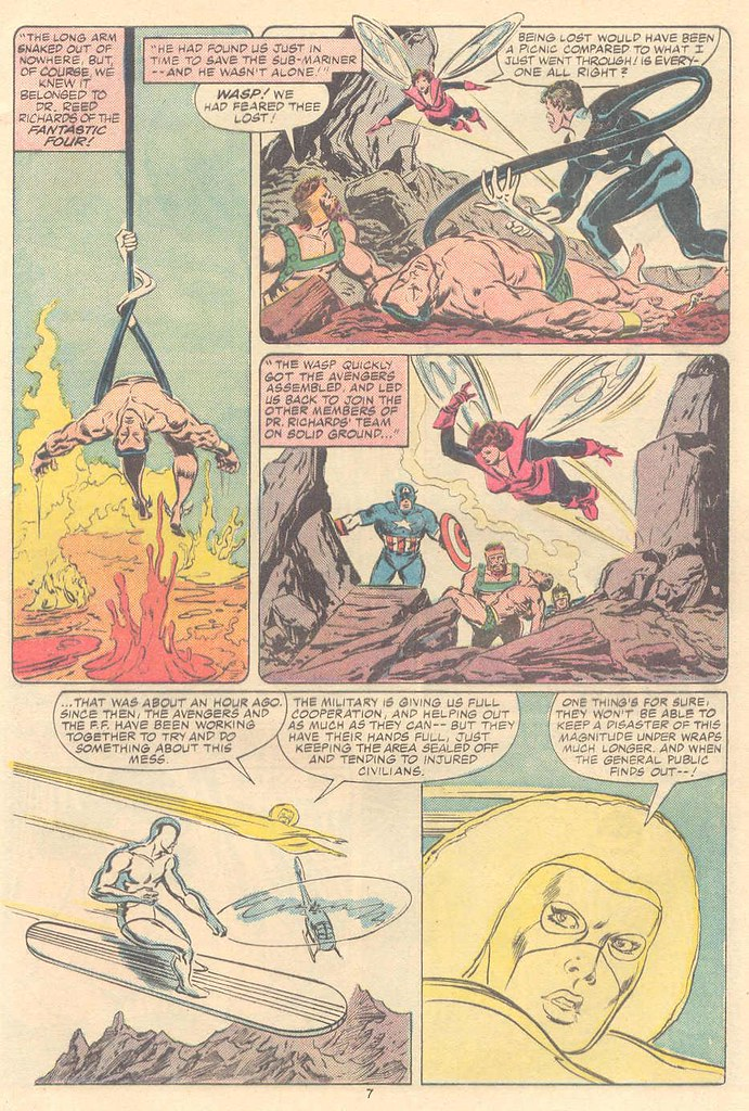 Image result for avengers 266 buscema