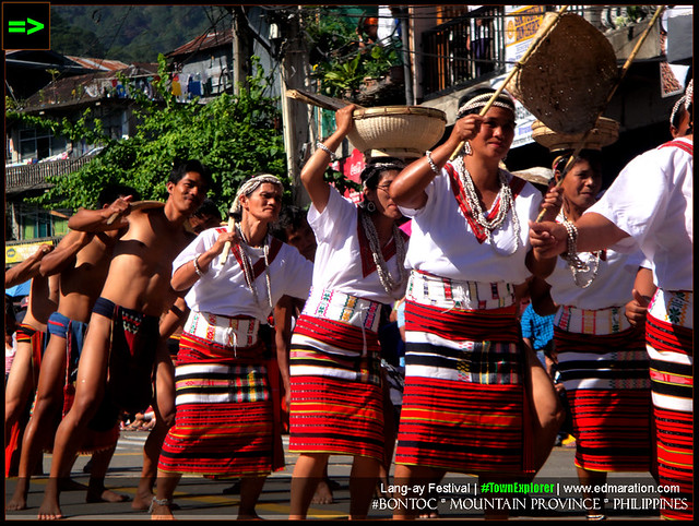 traditions of mountain province