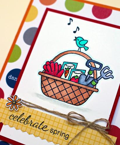 Celebrate Spring Card 2