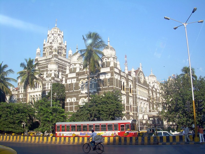 Mumbai historic building