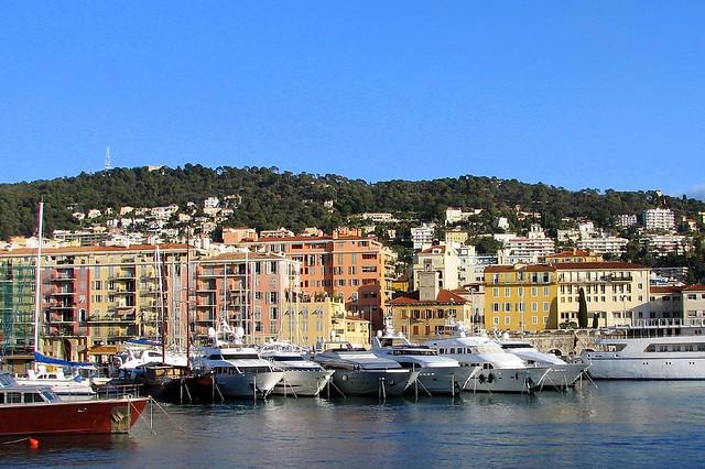 Le stationnement à Nice