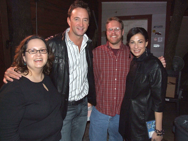Clinton Kelly Husband http://www.flickr.com/photos/seanclaes/2182629380/