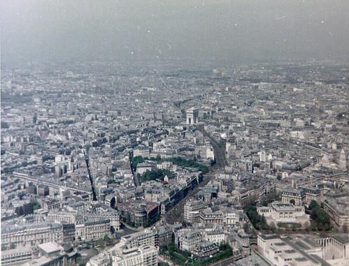 Paris — Easter 1968 — 2