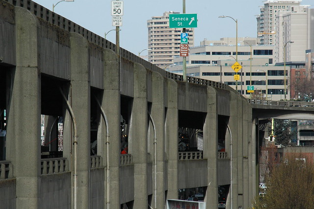 SR 99 - Alaskan Way Viaduct
