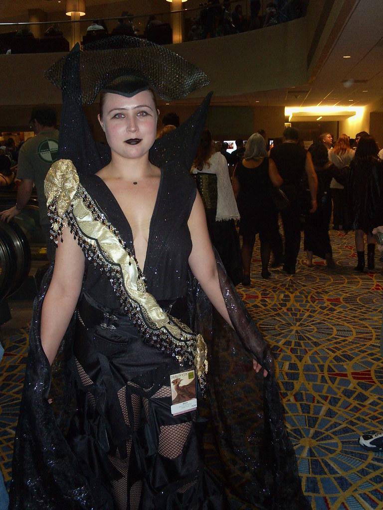 Lilys Black Dress Legend Digital Camera Lanofaylin Flickr