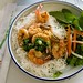 Vermicelli Grilled Shrimp - Bun Tom Thit Nuong