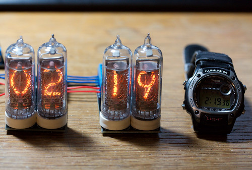 NIXIE Clock: Basics