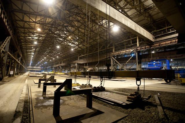 Clydebridge Steelworks 3