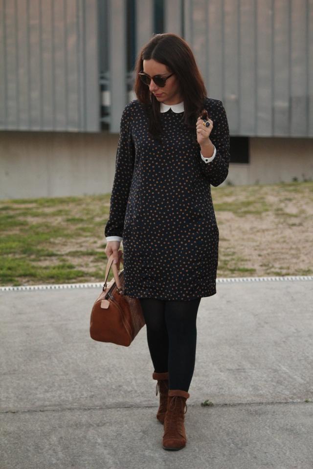 street style vestido
