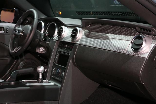 2008 Mustang Bullitt Interior Flickr Photo Sharing