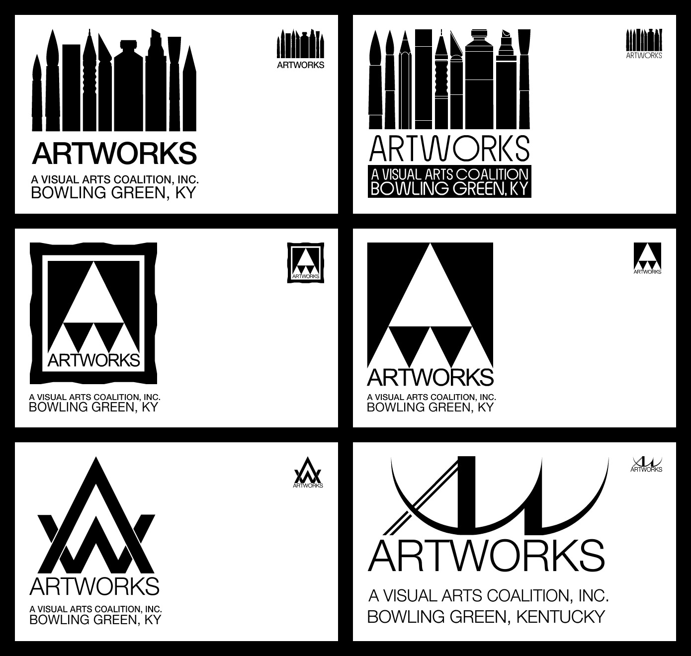 artworks logo final composition