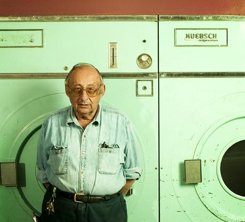 Laundromat Owner
