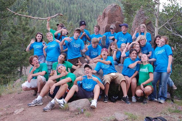 Teen Challenge camp 07