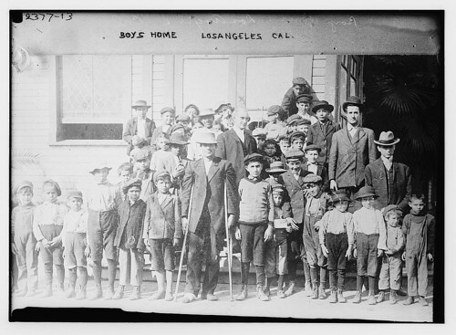Boy's home, L.A., Calif.  (LOC)