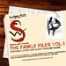 Shaman Work Recordings presents Family Files Vol. 1 Mix CD