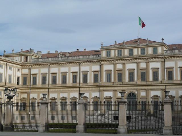 Villa Getty Costa Azzurra