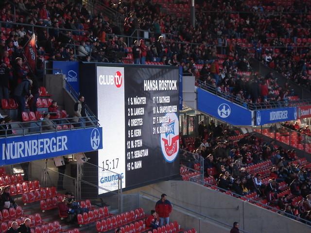 Rostock Gegen Nürnberg