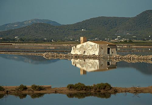 Las salinas-Ibiza_Spain