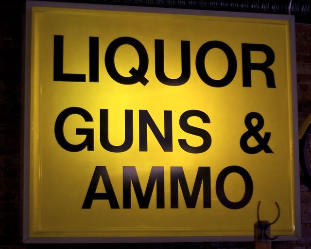 Liquor Guns & Ammo