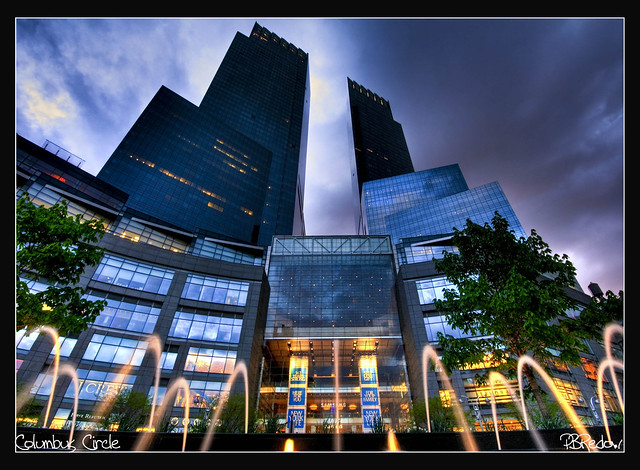 Columbus Circle | Time Warner Building Located at 10 Columb ...
