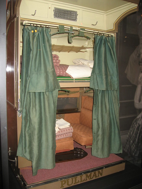 Interior Of Pullman Palace Car Flickr Photo Sharing