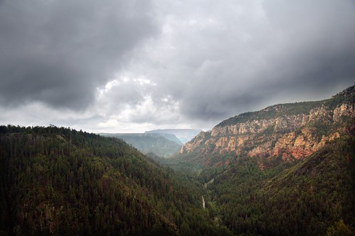 Oak Creek Overlook