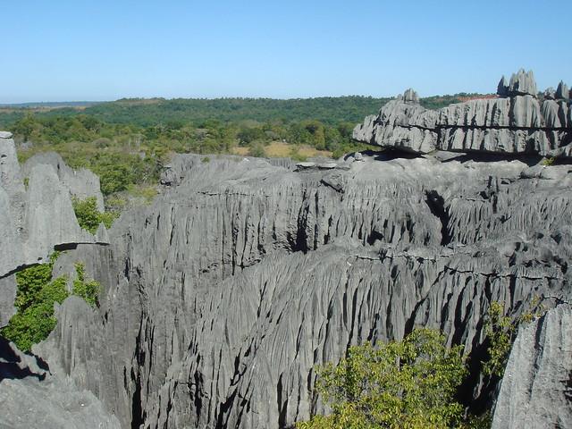 Parque Nacional Tsingy de Bemaraha, Mahajanga, Madagascar