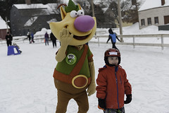 NHPTV KIDS Club Ice Skating Party with Nature Cat