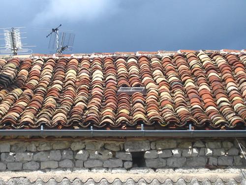 Roofscape - Tournon d'Agenais