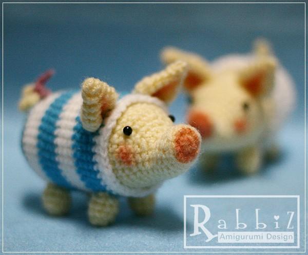 Amigurumi Pig : Amigurumi Pig Flickr - Photo Sharing!