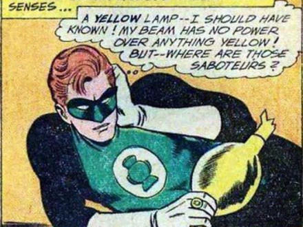 green-lantern-yellow
