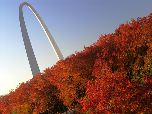 Fall in St Louis