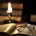 Study by Candlelight by Brian Hathcock