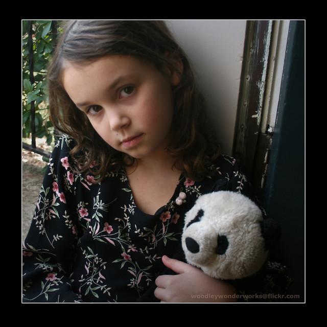 panda and me