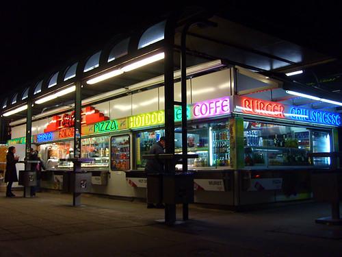 Pizza and Kebab at the Schwedenplatz | Flickr - Photo Sharing!