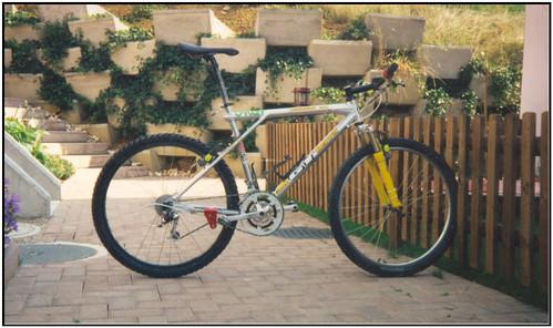 GT Zaskar 1995