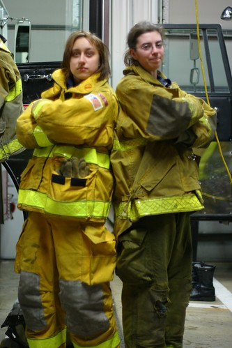 Firefighters/EMTs by «daveB»