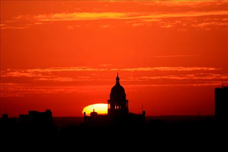 sunrise texas capitol