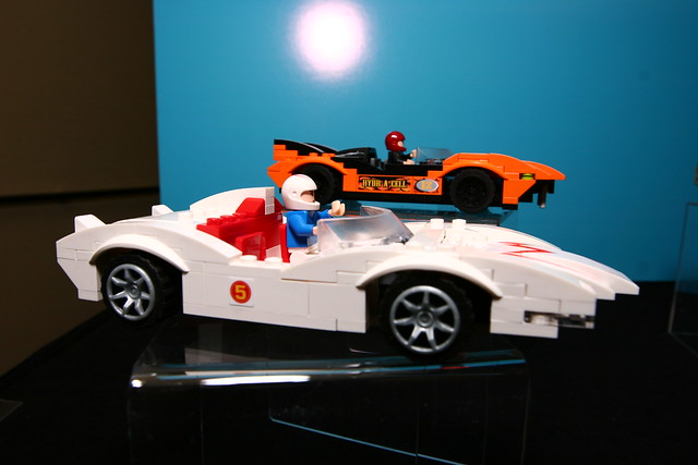 8158 Speed Racer and Snake Oiler - 02