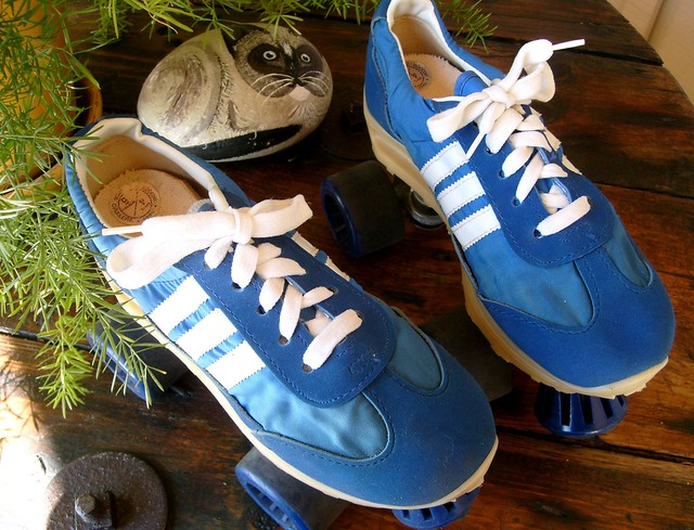 vintage retro early 1980s 80s nash cruisers tennis shoes