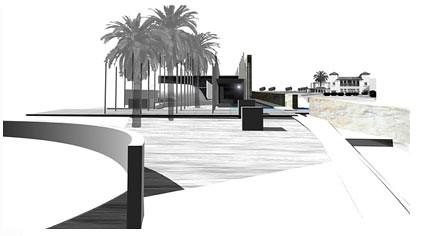 Mr 05 concours d 39 architecture rabat maroc planche du for Architecture marocaine