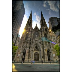 St. Patrick's Cathedral  by sunsurfr, on Flickr