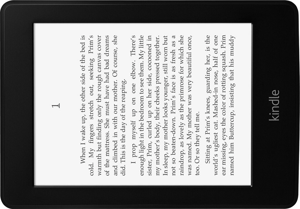 Kindle Paperwhite full scale product image1