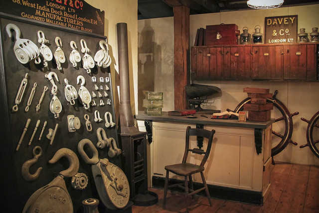 Ship Chandler's Shop