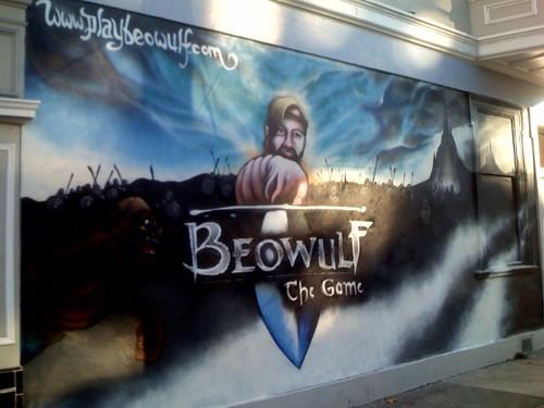Beowulf ad